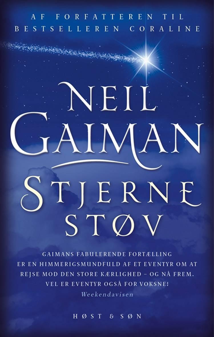 Stjernestøv af Neil Gaiman