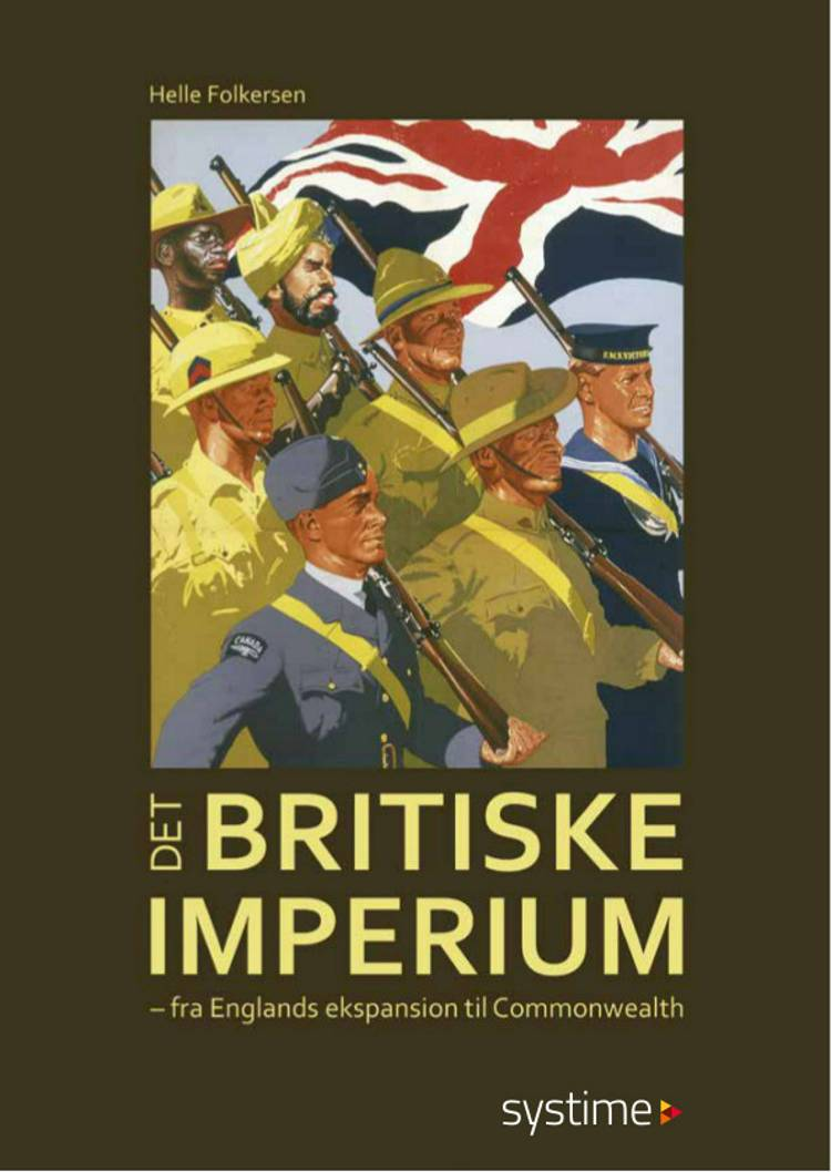 Det Britiske Imperium af Helle Folkersen