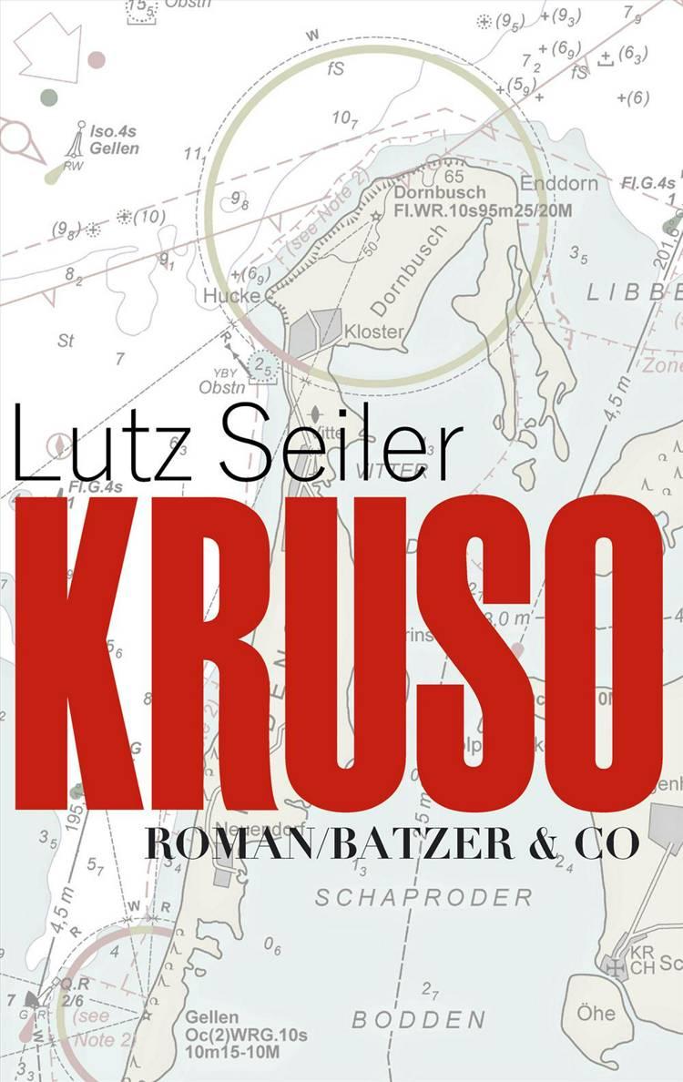 Kruso af Lutz Seiler