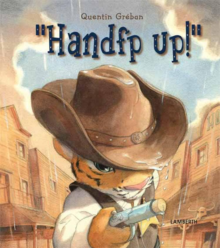 Handfp up! af Quentin Gréban