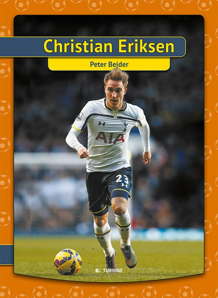 Christian Eriksen af Peter Bejder