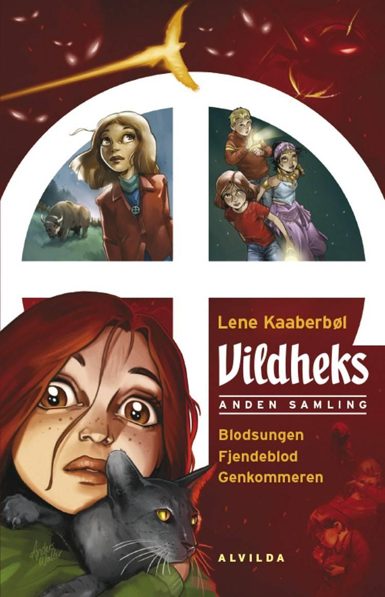 Vildheks 4-6 af Lene Kaaberbøl