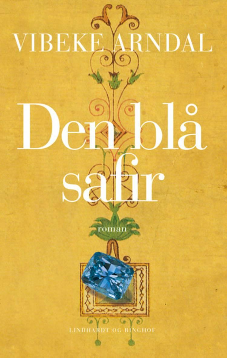 Den blå safir af Vibeke Arndal
