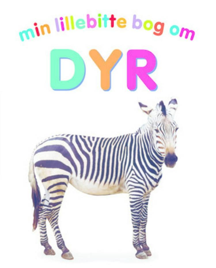 Min lillebitte bog om dyr af Sarah Davis