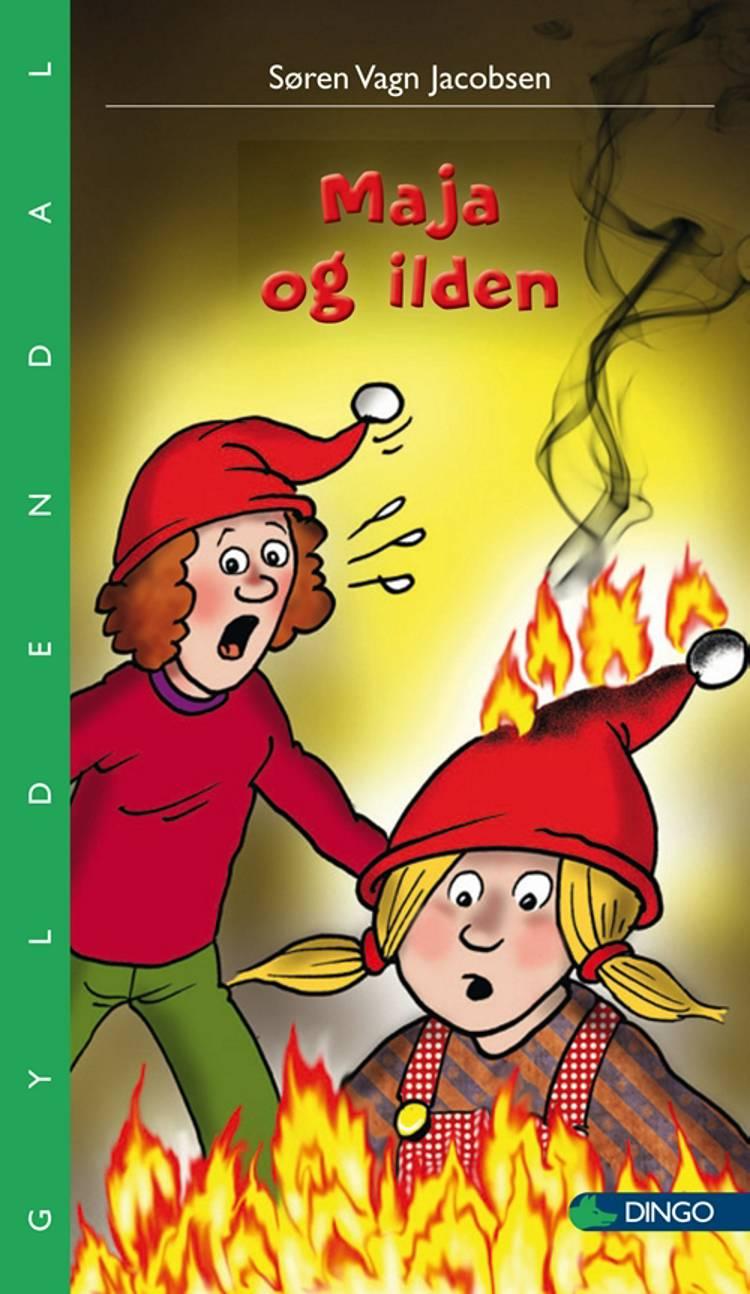 Maja og ilden af Søren Vagn Jacobsen