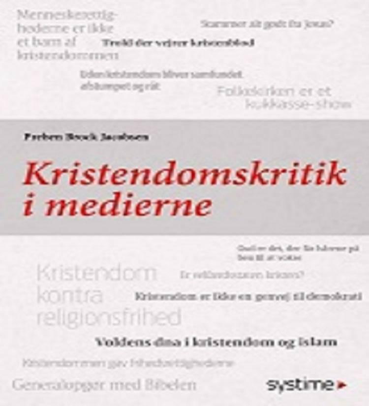 Kristendomskritik i medierne af Preben Brock Jacobsen