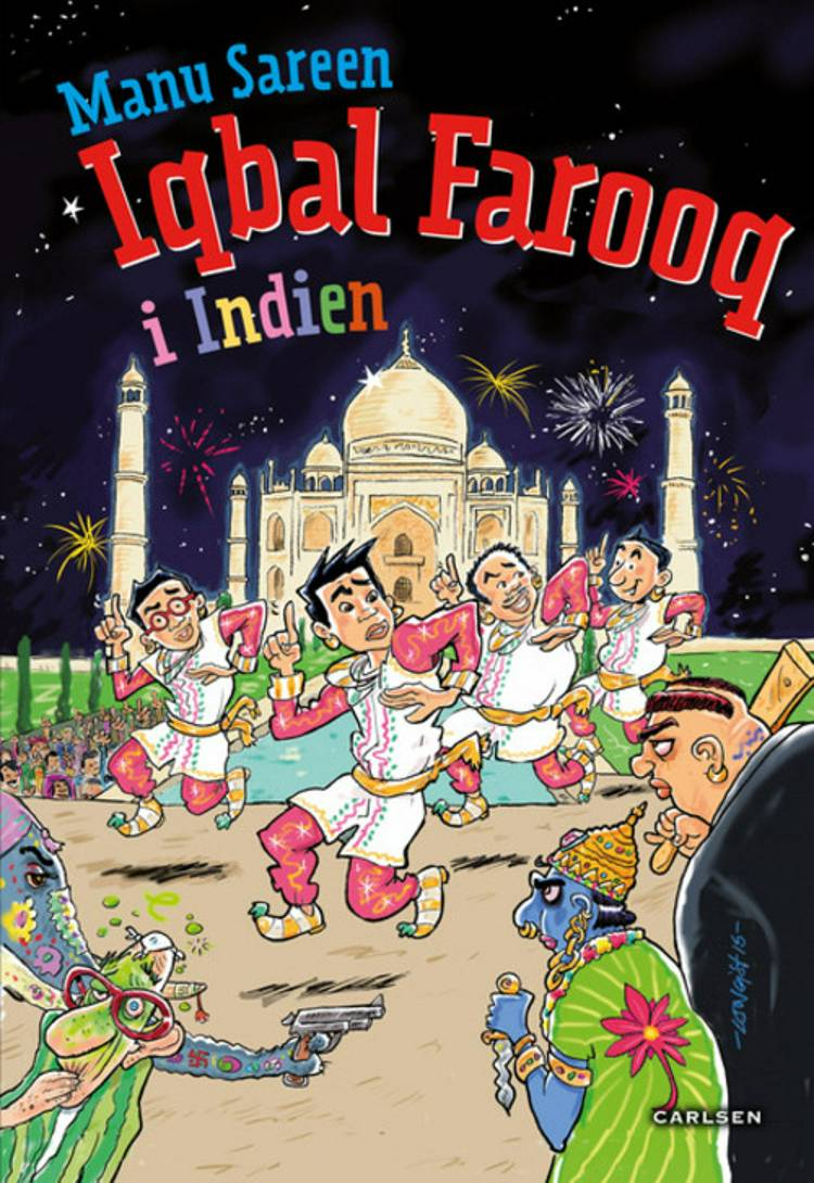 Iqbal Farooq i Indien af Manu Sareen