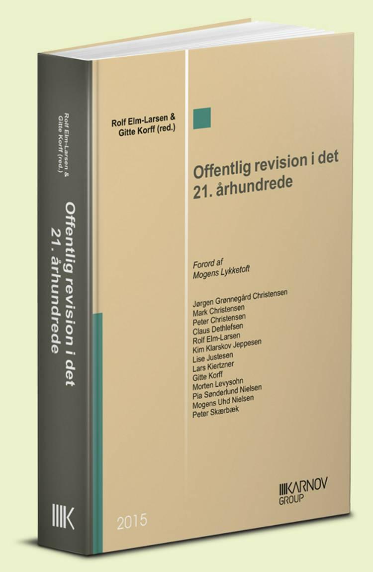Offentlig revision i det 21. århundrede af Rolf Elm-Larsen og Gitte Korff