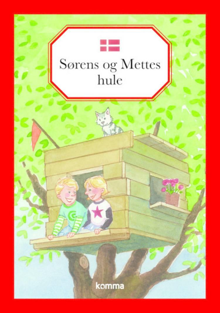 Søren og Mettes hule af Kirsten Koch Jensen