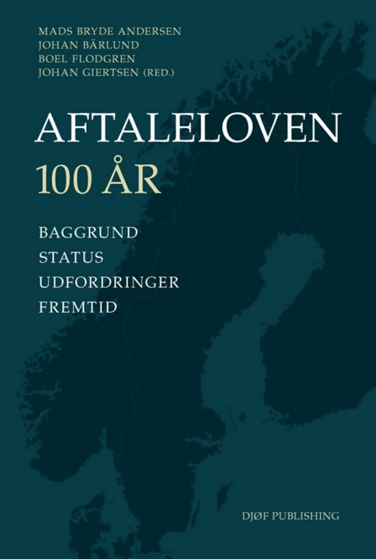 Aftaleloven 100 år af Mads Bryde Andersen