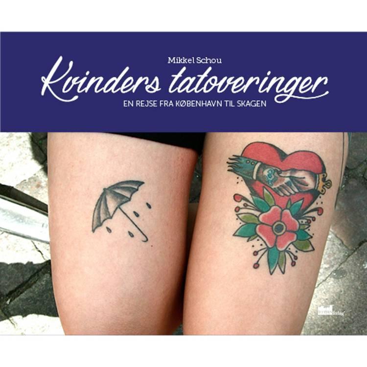 Kvinders tatoveringer af Mikkel Schou