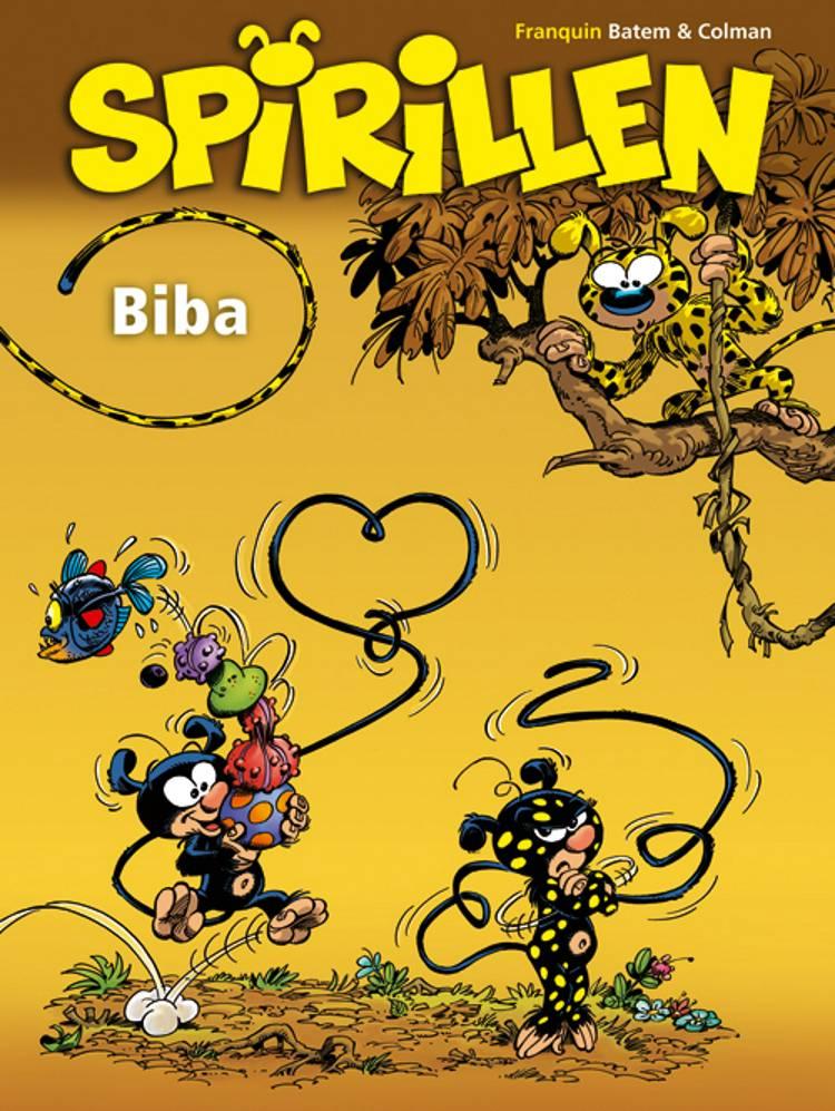 Spirillen - Biba af Colman