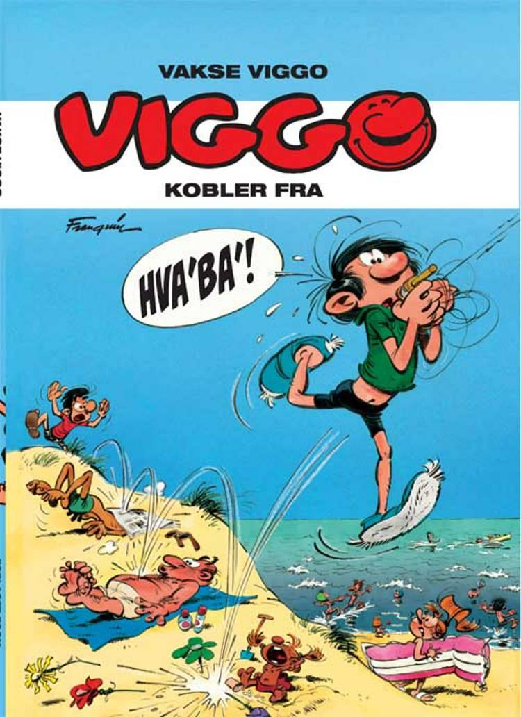 Viggo kobler fra af André Franquin