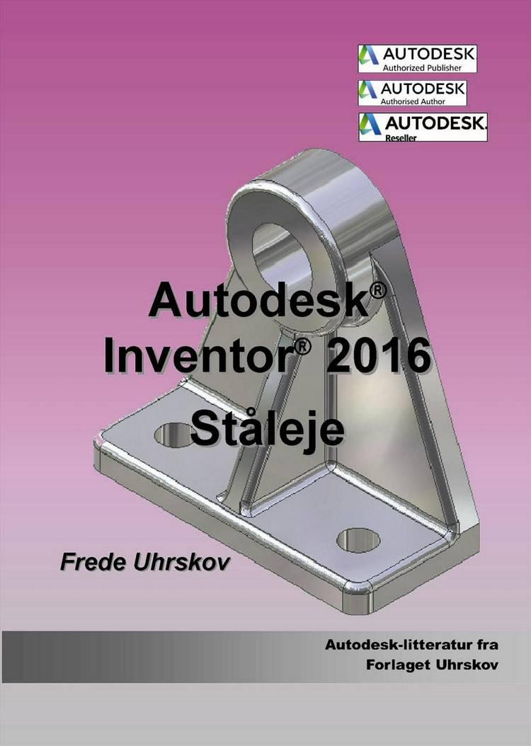 Inventor 2016 - ståleje af Frede Uhrskov