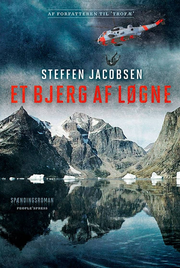 Et bjerg af løgne af Steffen Jacobsen