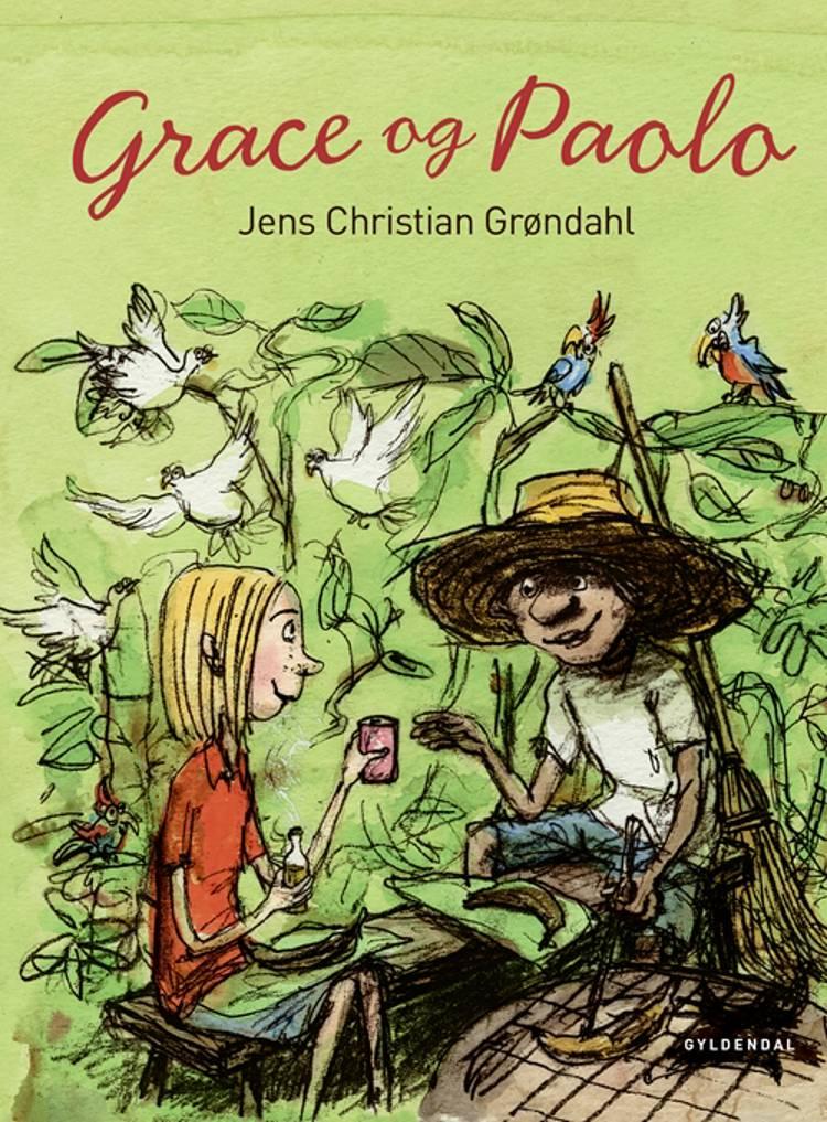 Grace og Paolo af Jens Christian Grøndahl