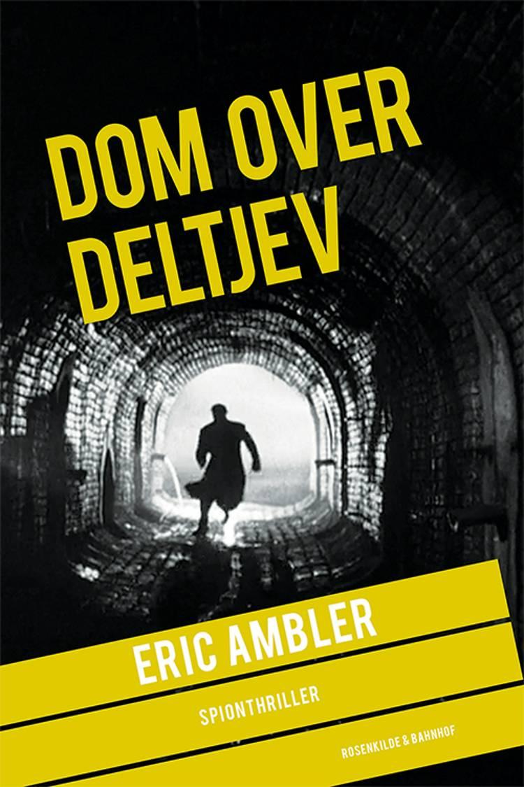 Dom over Deltjev af Eric Ambler