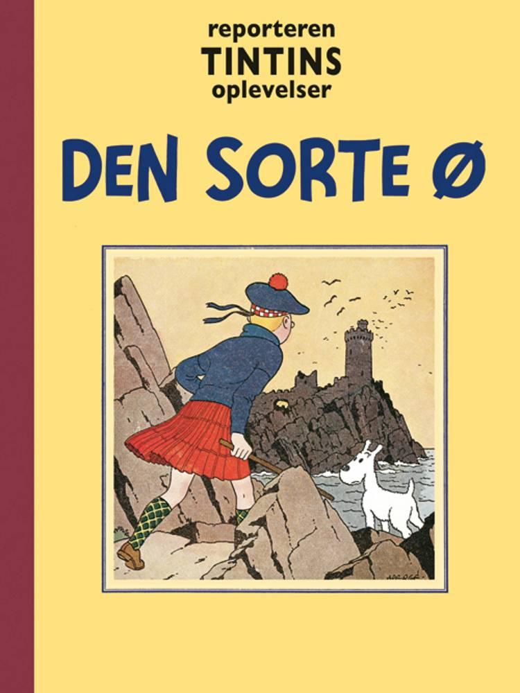 Den Sorte Ø af Hergé