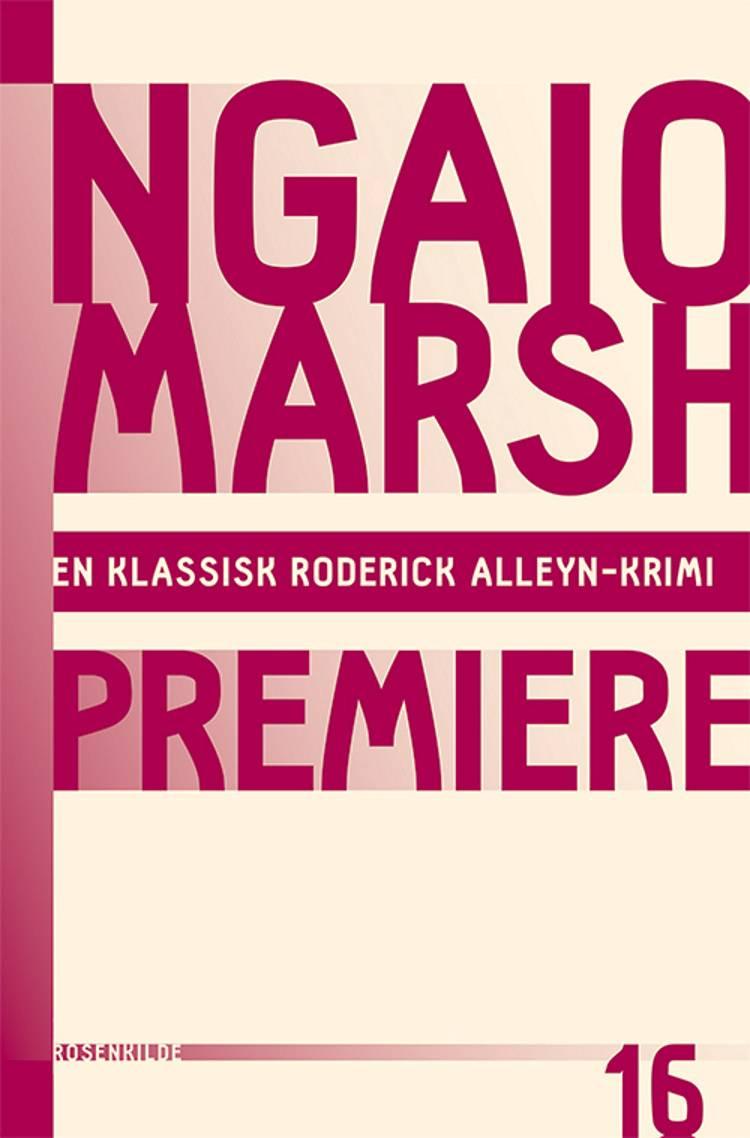 Premiere af Ngaio Marsh