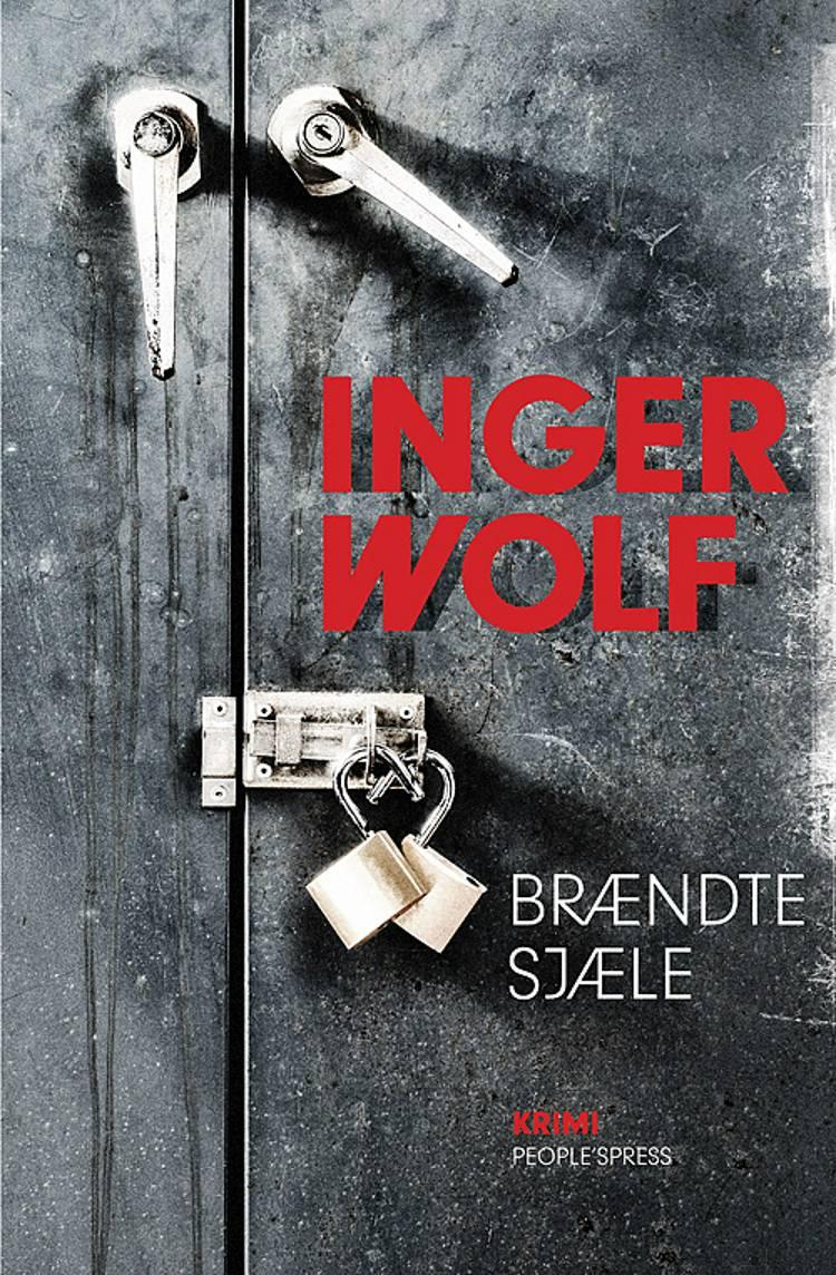 Brændte sjæle af Inger Wolf