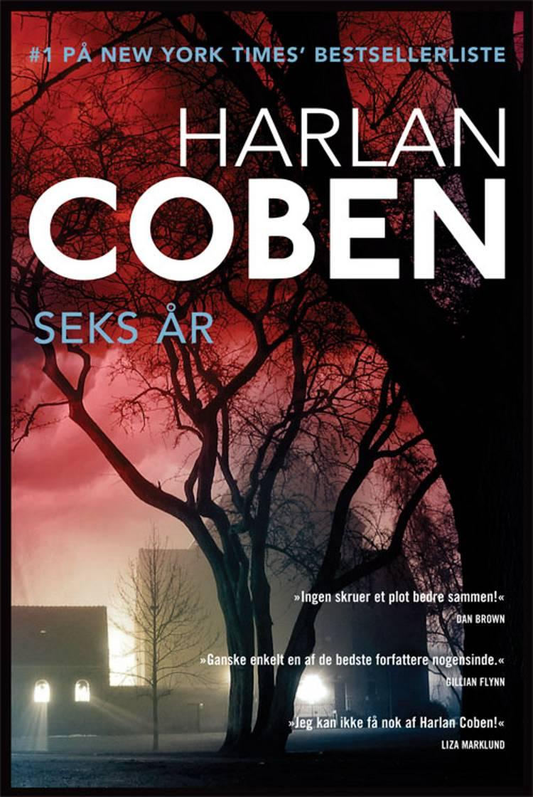 Seks år af Harlan Coben