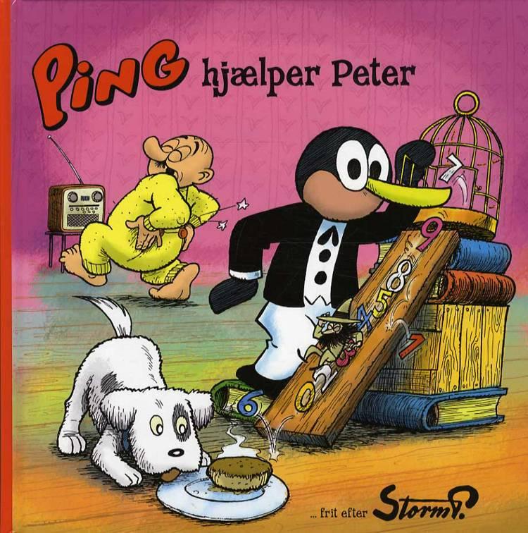 Ping hjælper Peter af Robert Storm Petersen og Rasmus Bregenhøi
