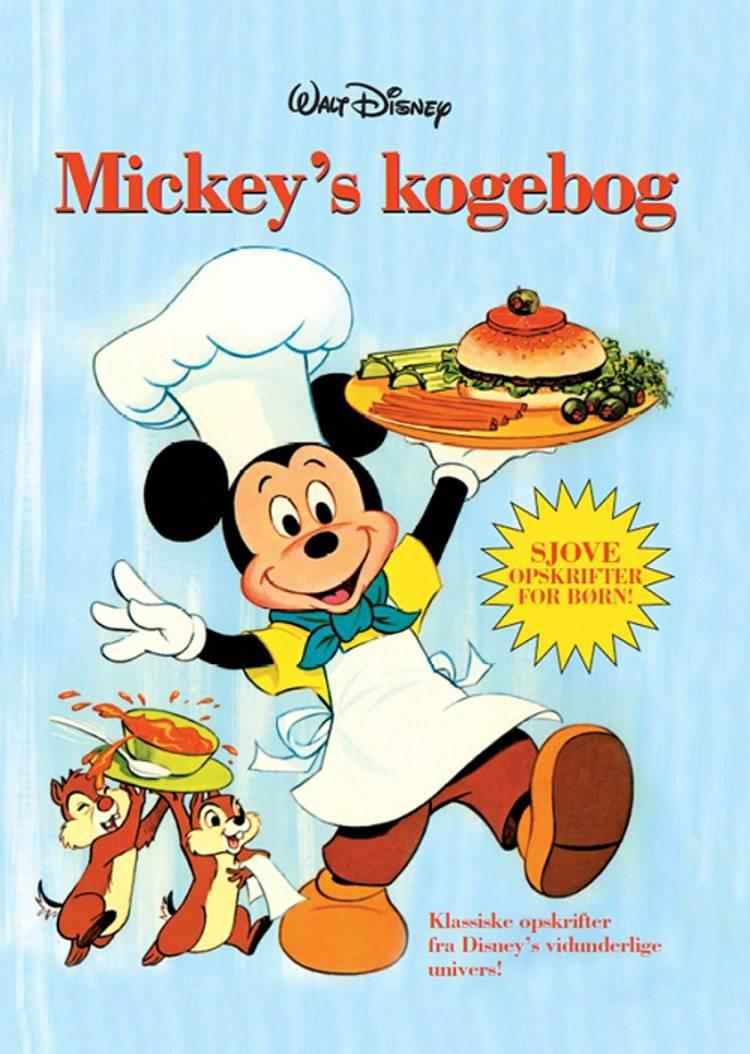 Mickey's kogebog