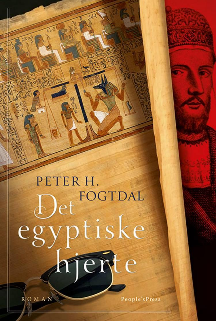Det egyptiske hjerte af Peter H. Fogtdal