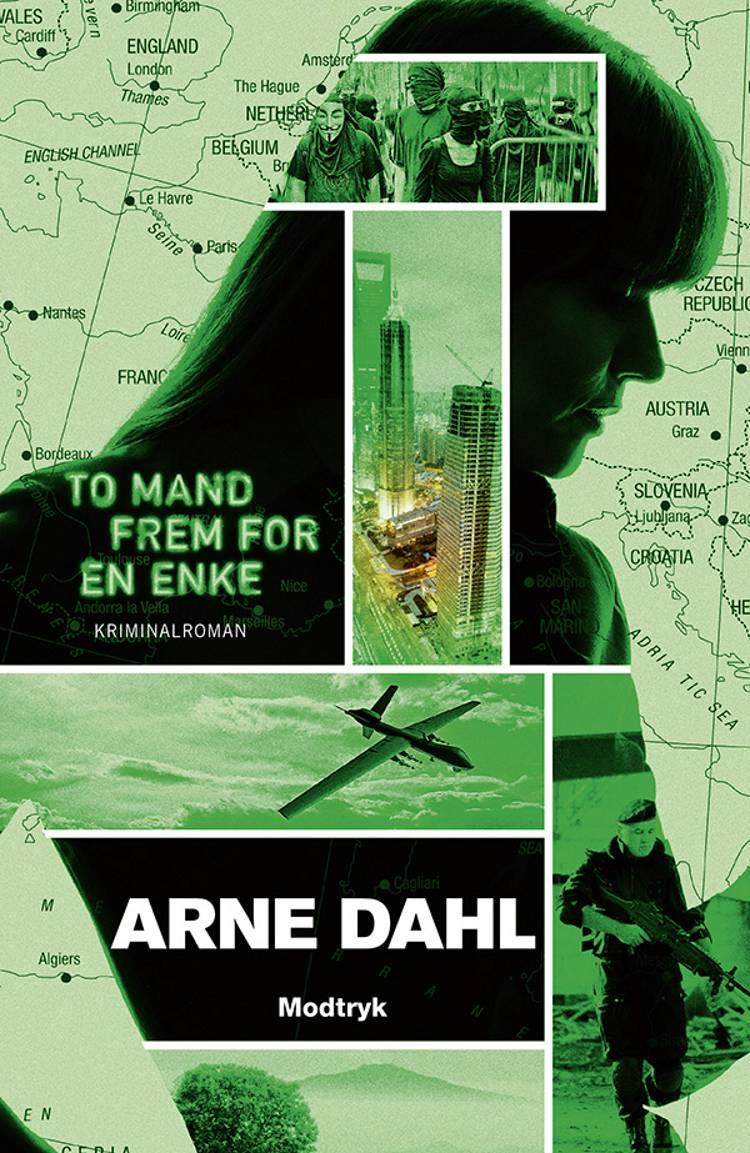 To mand frem for en enke af Arne Dahl
