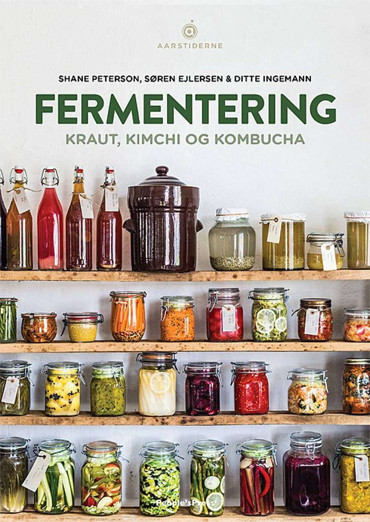 Fermentering af Søren Ejlersen, Ditte Ingemann, Shane Peterson og Ditte I. Thuesen og Steven S. Peterson
