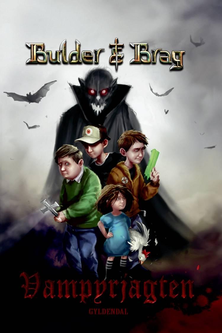 Vampyrjagten af LG Jensen