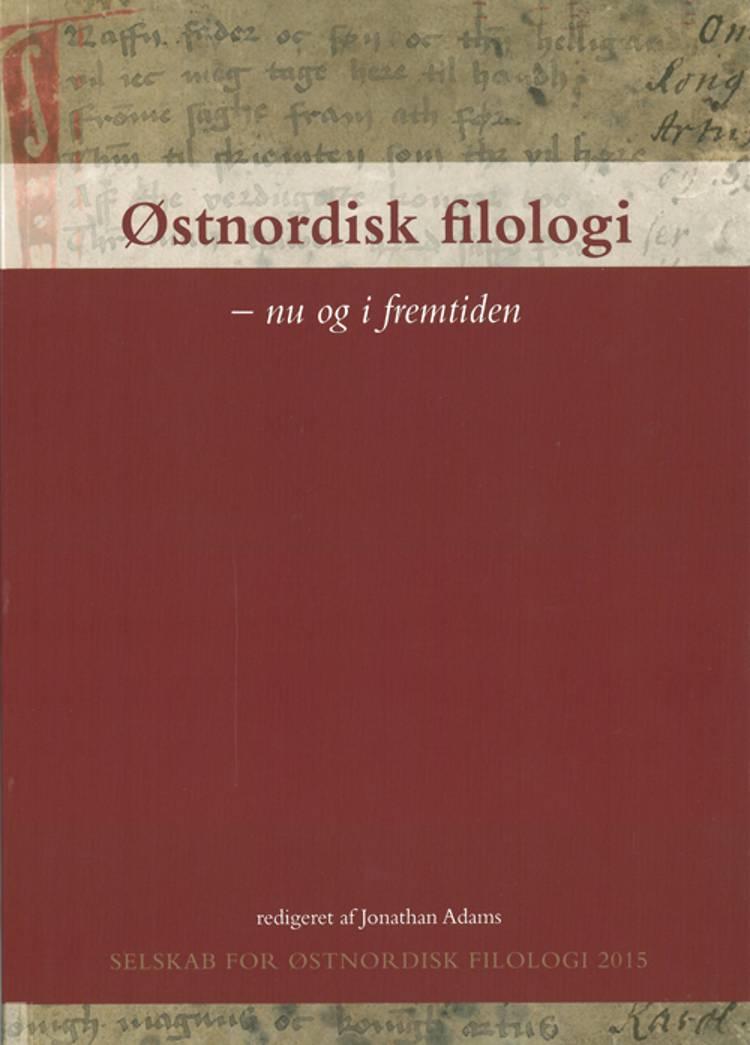 Østnordisk filologi - nu og i fremtiden