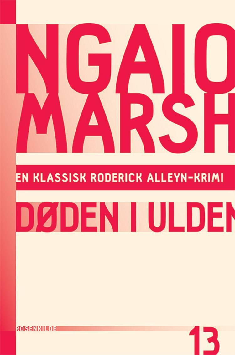Døden i ulden af Ngaio Marsh