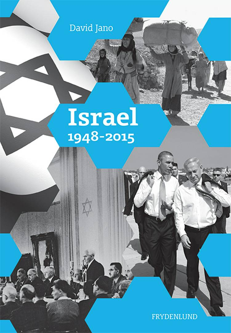Israel 1948-2015 af David Jano