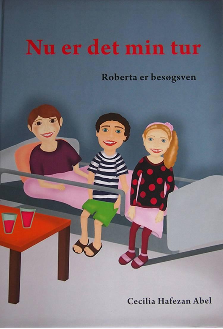 Nu er det min tur - Roberta er besøgsven af Cecilia Hafezan Abel