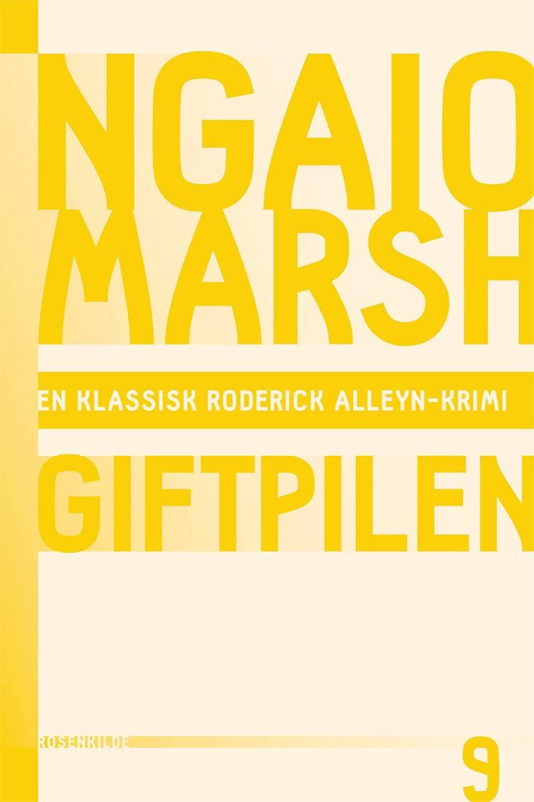 Giftpilen af Ngaio Marsh