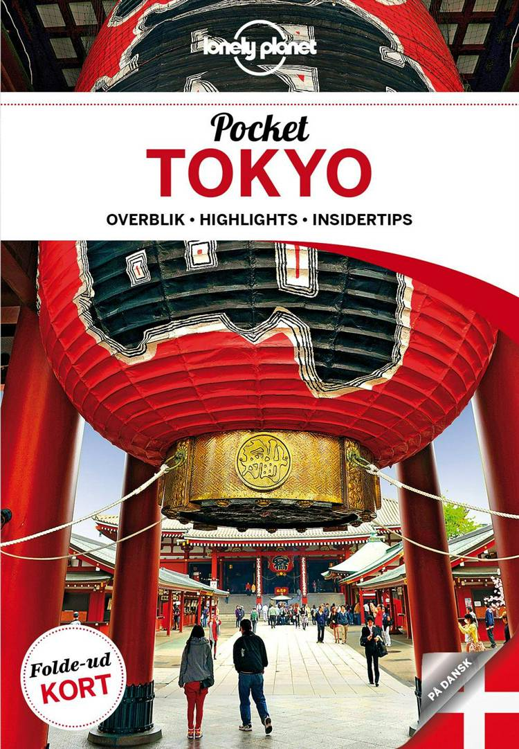 Pocket Tokyo af Lonely Planet