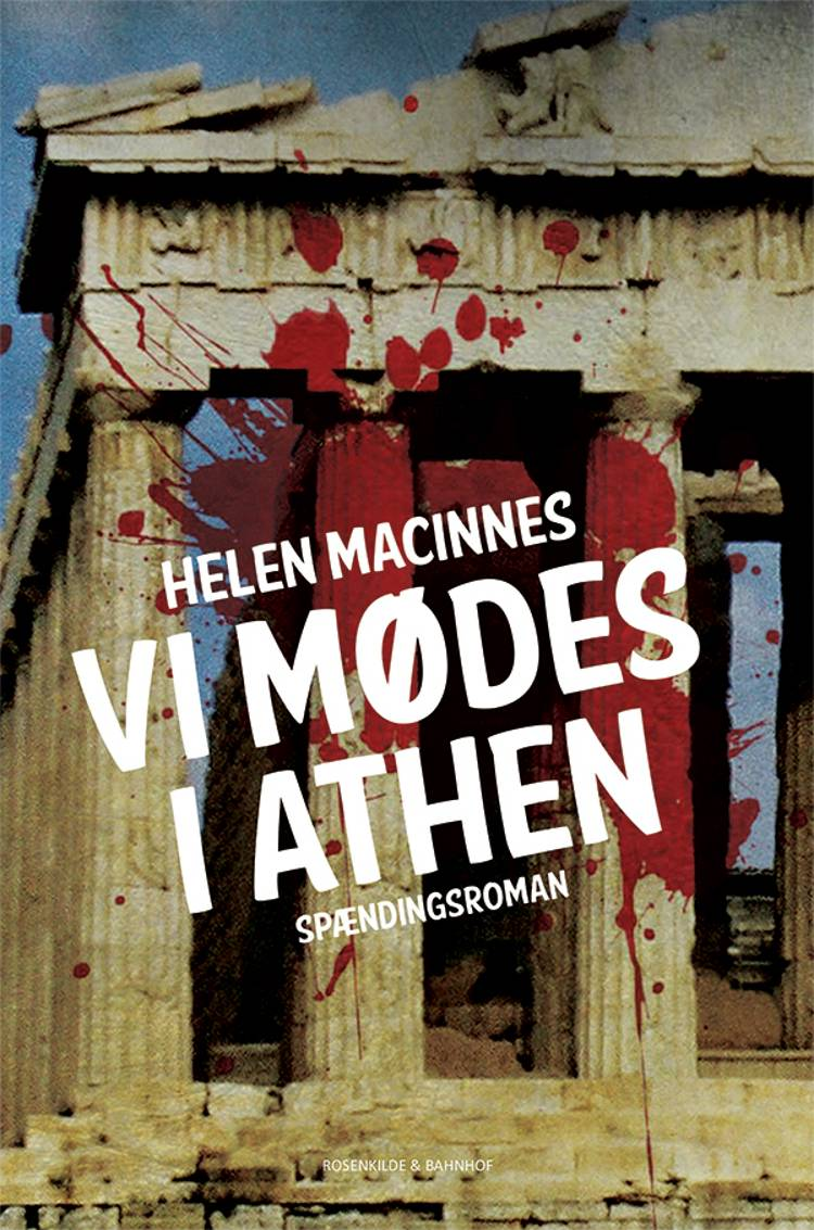 Vi mødes i Athen af Helen MacInnes og Helen Macinnes