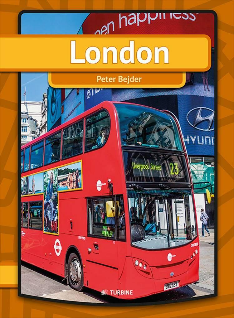 London af Peter Bejder