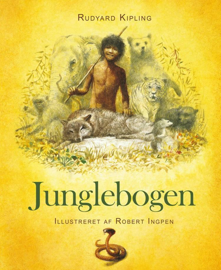 Jungle-bogen af Rudyard Kipling