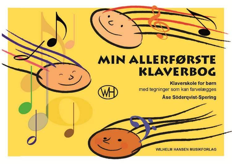 Min allerførste klaverbog af Åse Söderqvist Spering