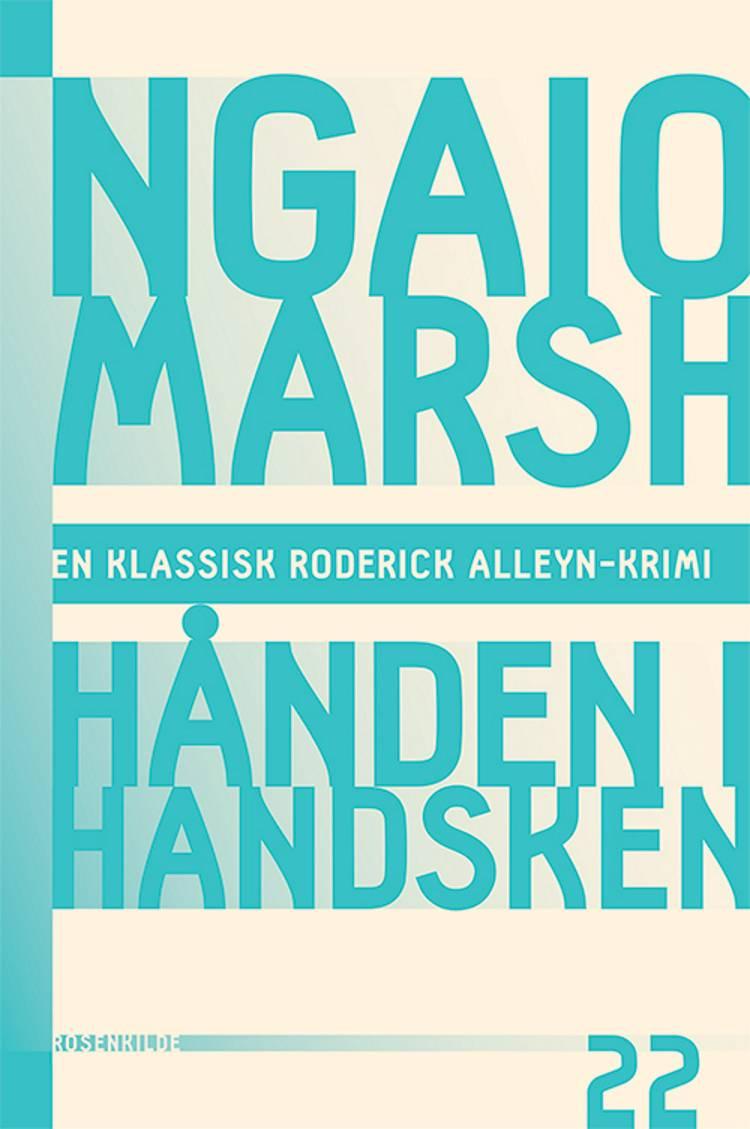 Hånden i handsken af Ngaio Marsh