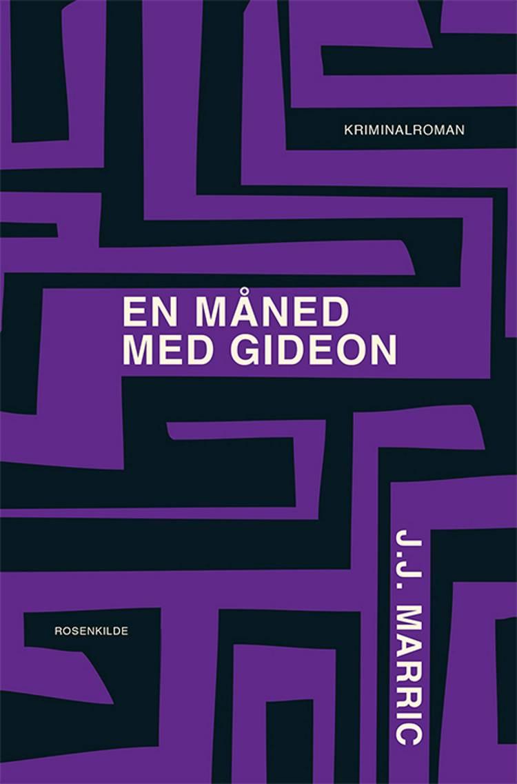 En måned med Gideon af J.J. Marric