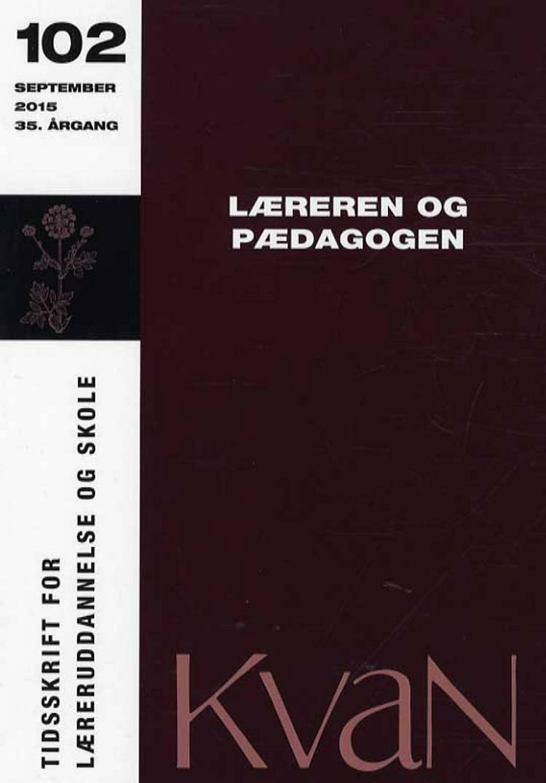 Læreren og pædagogen af Jan Kampmann m.fl.