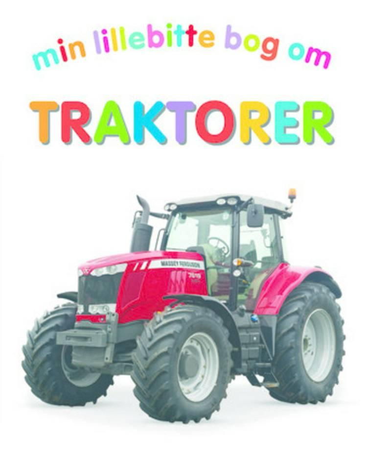 Min lillebitte bog om traktorer af Sarah Davis