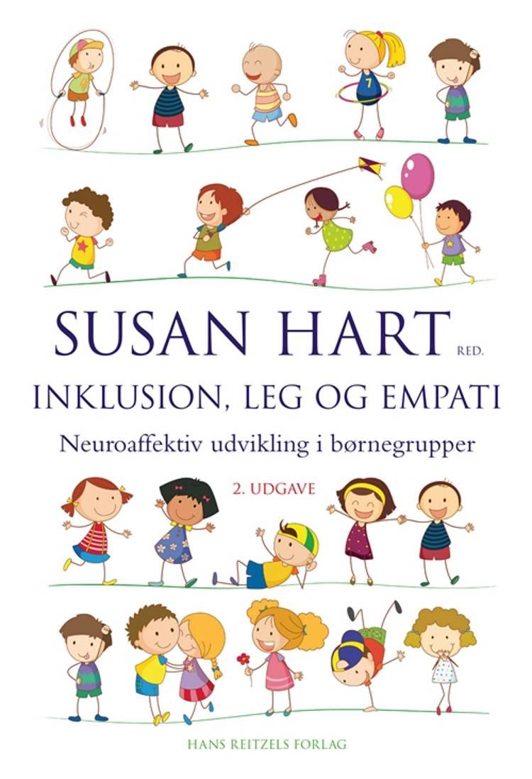 Inklusion, leg og empati af Susan Hart, Marianne Bentzen og Colwyn Trevarthen m.fl.