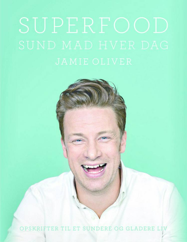 Superfood af Jamie Oliver