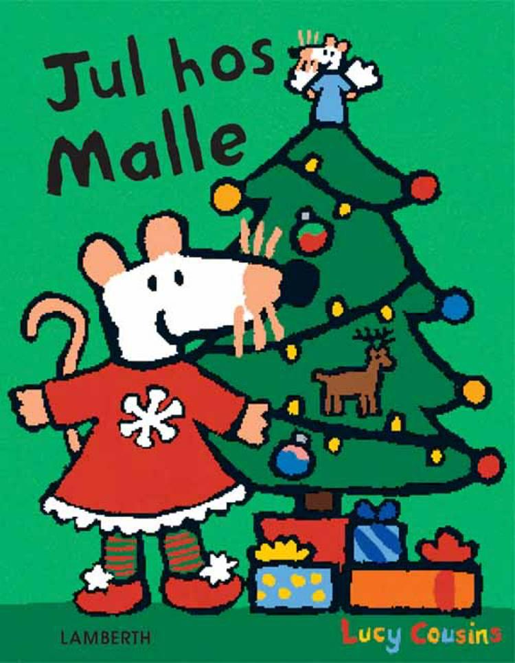 Jul hos Malle af Lucy Cousins
