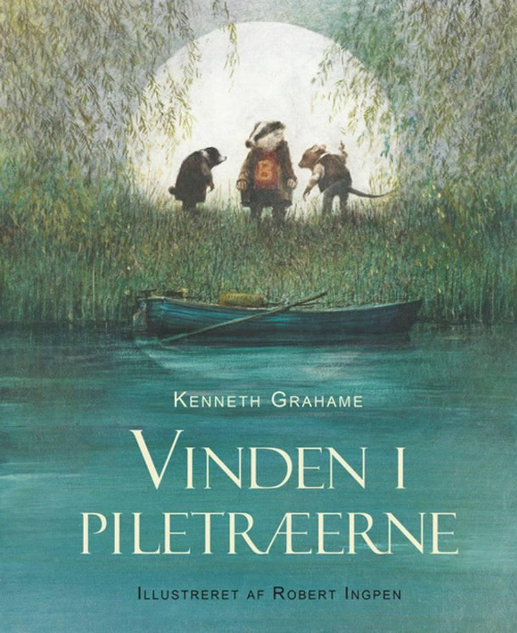 Vinden i piletræerne af Kenneth Grahame