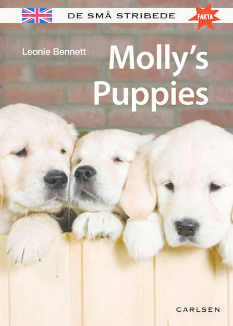 Molly's puppies af Leonie Bennett